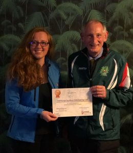 ESOC awarded Bronze Club Accreditation for club standards