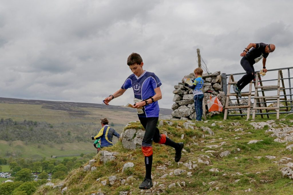 2019 Tulloch Homes Young Orienteer of the Year Oscar Shepherd